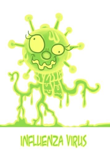 Influenza 2015 (Sketchbook Pro)