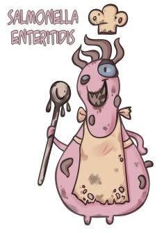 Salmonella 2015 (Sketchbook Pro)
